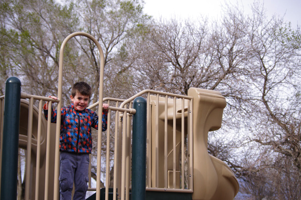 Coping with Sensory Seeking Behavior